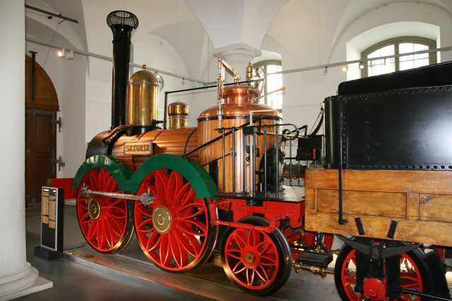 Das Verkehrsmuseum Dresden VMD Seite 2