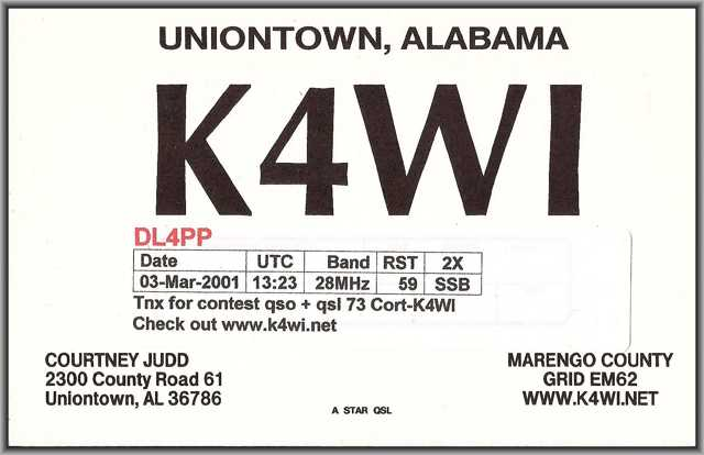 Dl4pp qsl was hf